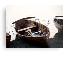 By Derwent water, Keswick Metal Print