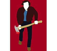 Jack Torrance - The Shining Photographic Print