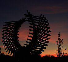 The Polestar Monument by Adrian McGlynn