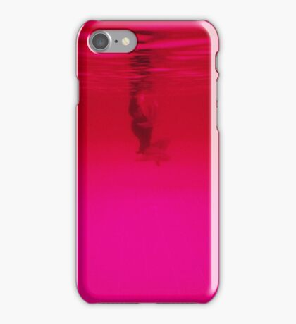 lady red iPhone Case/Skin