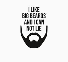 I Like Big Beards Womens Fitted T-Shirt