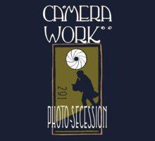 CAMERA WORK - 291 - Photo Secession Kids Tee