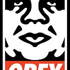 OBEY by Goster