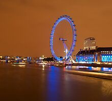 London Eye 1 by phil21