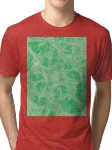 Grunge Paper Background Tri-blend T-Shirt