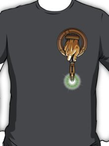 Hand of the 11th Time Lord T-Shirt