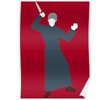 Norman Bates - Psycho Poster