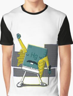 Freddy Mercury [Detailed Version] Graphic T-Shirt