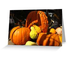 Happy Thanksgiving Canada 2013 Greeting Card