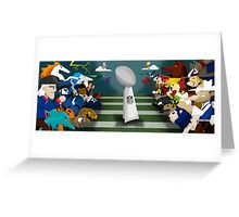 The NFL Greeting Card