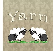 Yarn bags & home decor Photographic Print