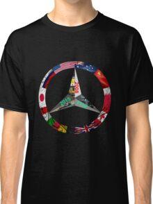 Lewis Hamilton Triple World Champion Classic T-Shirt