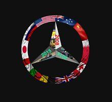 Lewis Hamilton Triple World Champion Unisex T-Shirt