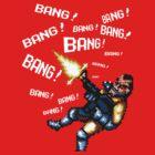 Bang bang bang... by syfyninja