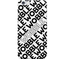 Wobble. iPhone Case/Skin