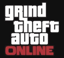 Grind Theft Auto Online by dab88