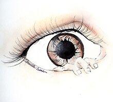 Eye Can Escape by Danielle  Creason