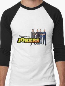 Impractical Jokers Forever Men's Baseball ¾ T-Shirt