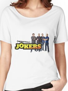 Impractical Jokers Forever Women's Relaxed Fit T-Shirt