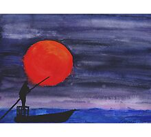 Smooth Sailing Photographic Print