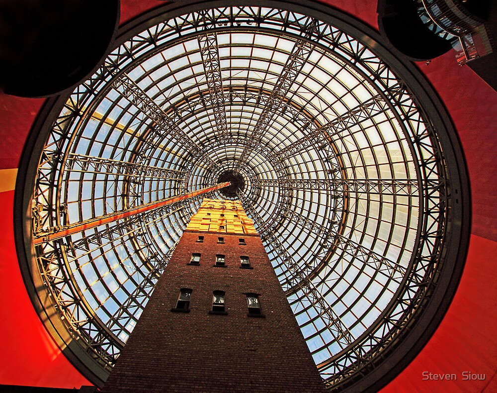 201308141440 Melbourne Central Dome by Steven  Siow
