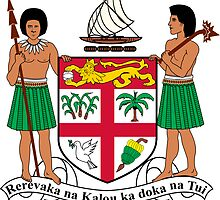 Fiji Coat of Arms  by abbeyz71