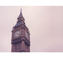 Big Ben, London by Countessa