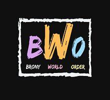 Brony World Order Unisex T-Shirt