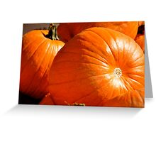 Fresh From the Pumpkin Patch! Greeting Card