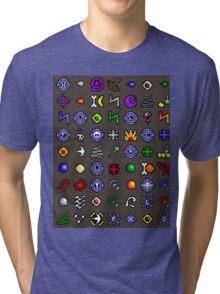 Spell Book Tri-blend T-Shirt