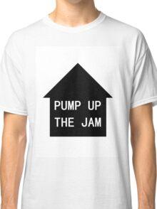 MaxNormal.tv PUMP UP THE JAM Classic T-Shirt