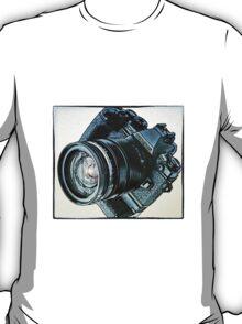 Olympus OM-D EM1 Camera T-Shirt