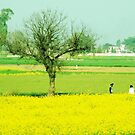My village 2 by Dr. Harmeet Singh