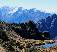 Inca Trail - Highest Pass 4200mt by Torchwood