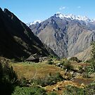Inca Trail - Typical view by Torchwood
