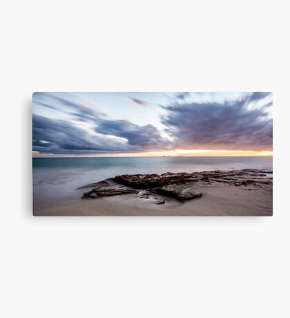 North Cottesloe Beach Canvas Print