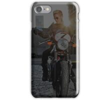 Lucky Number 7 Guzzi Racer Case iPhone Case/Skin