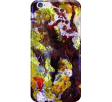 wet and windy all day iPhone Case/Skin