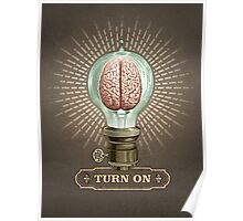 Turn On Poster