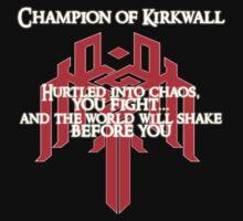 Champion of Kirkwall v.2 by Rhaenys