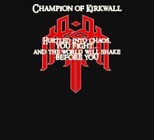 Champion of Kirkwall v.2 Unisex T-Shirt