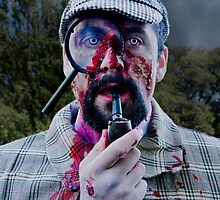 Sherlock Zombie by Les Unsworth
