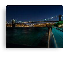 Brooklyn Bridge Canvas Print