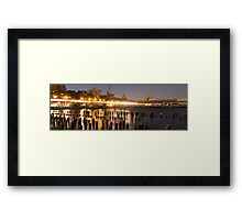 Brooklyn Queens Expressway Framed Print