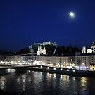 Salzburg Nightscape by CreativeEm