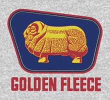 Golden Fleece logo  by James Raynes