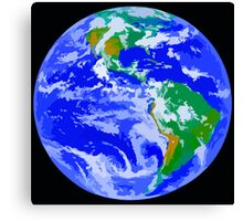 The Good Earth Canvas Print