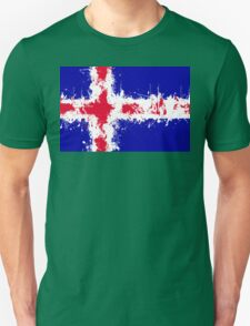 in to the sky, iceland Unisex T-Shirt