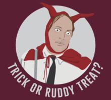 Trick or Ruddy Treat? (text) by KidKime