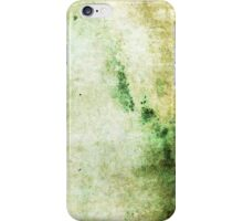 iPhone Case Abstract Green Cool Grunge Beautiful Texture iPhone Case/Skin